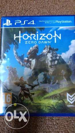 For sale horizon zero dawn for ps4