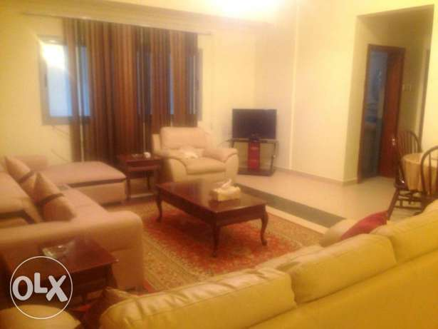 Elegant Fully Furnished Apartment At Busaiteen (Ref No:1BSH)