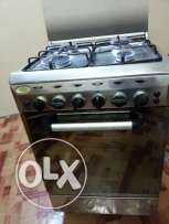 Glem Gas Coocking Range in Good Condition.(Free Delivery )Urgent Sale