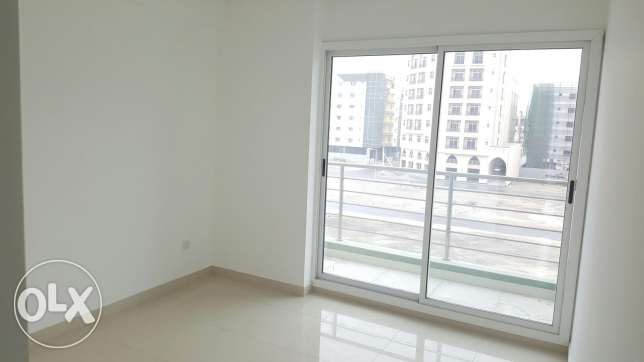 2 BHK / new hidd, semi furnished with beautiful balconies