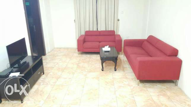 New hidd/ brand new/ 2 BHK fully furnished flat المحرق‎ -  1
