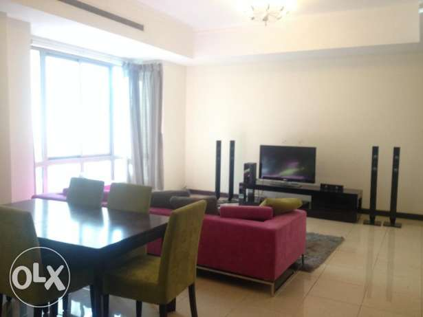 Two bedroom fully furnished apartment for rent 500 in Adliya