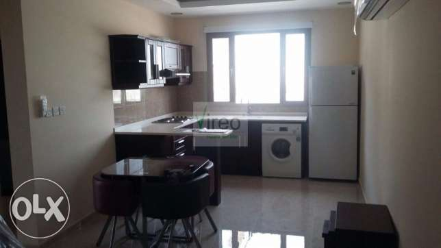 A Furnished Apartment with Crystal Clear Sea View!