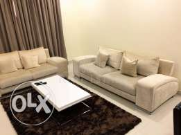 Spacious 2-bedroom apartment in Umm Al Hassam, All inclusive