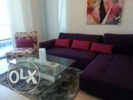 Close City center mall, Sea view 1 BR in Seef