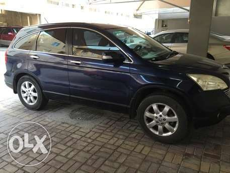 URGENT SELL Honda CR-V 2008 Expat Owned must go within week