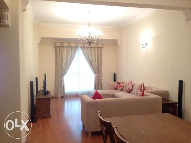 Furnished 2 BR apartment for rent in Mahooz