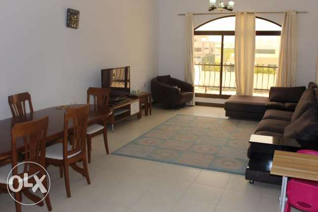 Wonderful Spacious 3 BR apartment in Saar, Pool, Balcony