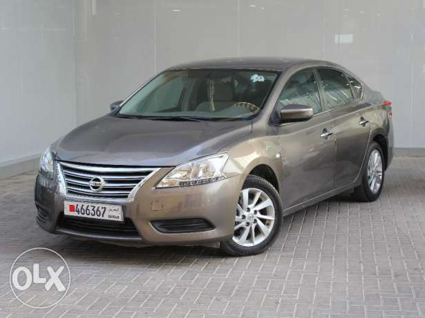 Nissan Sentra 2015 Brown For Sale