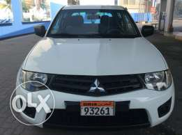 For Sale 2014 Mitsubishi L200 Bahrain Agency