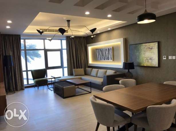 Terrific 2 BR Amwaj, Brand new