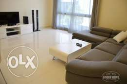 Modern 2 Bedroom flat for rent in Um al hasam