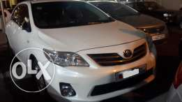 2013 Model Toyota Corolla For Sale