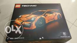 Porsche 911 GT3 RS with this authentic LEGO® Technic