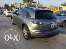 For sale Nissan infiniti Fx35 2007