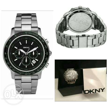 New DKNY men's original men's watch for sale.