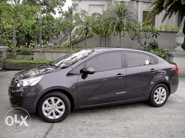 Kia Rio 2013 , new registered, new tiers, excellent condition, URGENT
