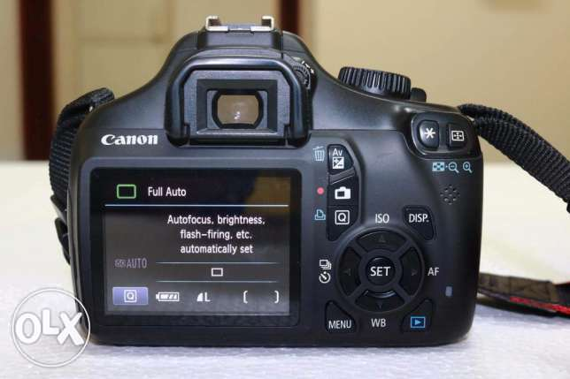 Canon 1100D with 50mm Lens