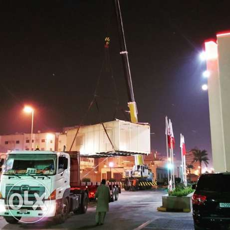 Cranes for rent/hire in bahrain