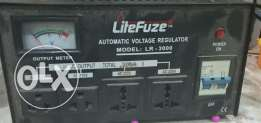 Litefuze battery charger