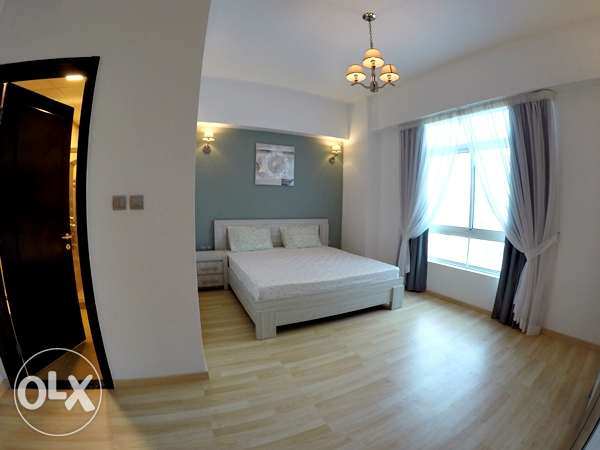 Single Bedroom Apartment for Rent in Juffair Heights جفير -  1