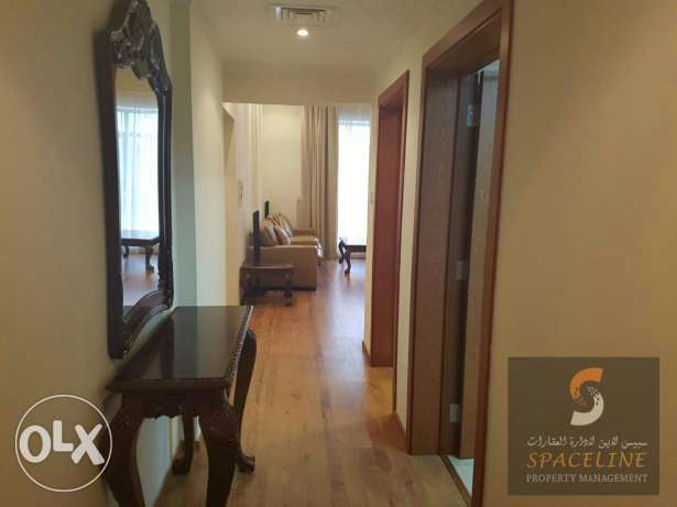 Spacious 2 bedroom fully furnished flat for rent in umm al hassam