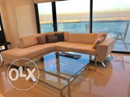 Luxury sea view apartment for rent in Juffair • 2 bedrooms • 2 bathro