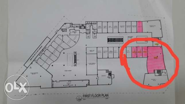 Rent a shop at Saar in a reputed Mall- 420 mtr sqr BD. 3864/-