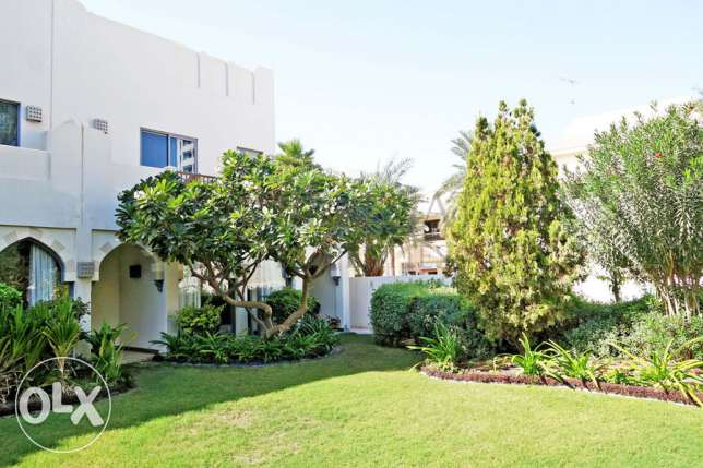 3 Bedroom Villa with a Garden in Adliya!