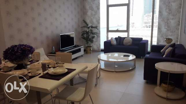 Stylish apartment in Seef 2 BR / Sea view