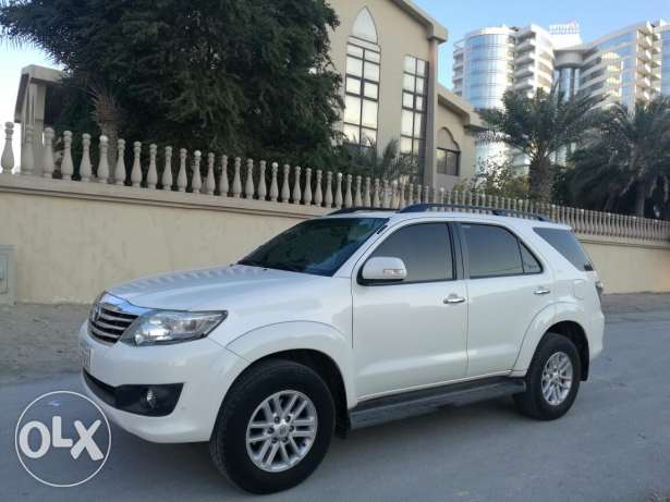 2013 Toyota Fortuner V6 4X4 full option