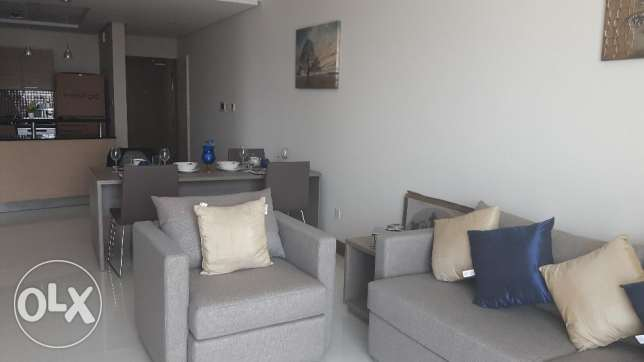 One bedroom apartment for rent in Seef area السيف -  2