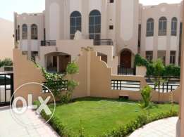 fully furnished compound villa close to Saudi causeway