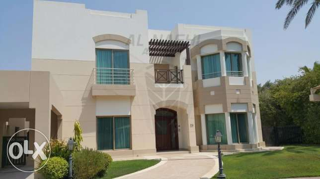 STUNNING ULTRA Modern 4 BRs Semi Furnished VILLA in SAAR for Rent