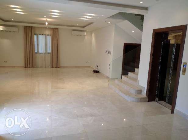Luxury semi furnished modern private villa with elevator, Navy welcome