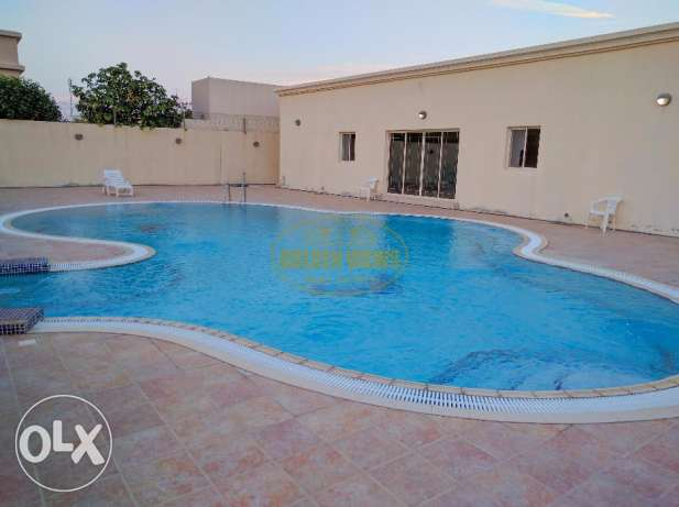 3 Bedroom semi furnished villa for rent - all inclusive