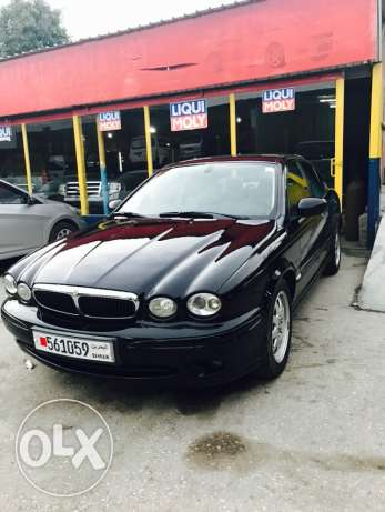 Jaguar X -Tape 2005 For 1800 BHD