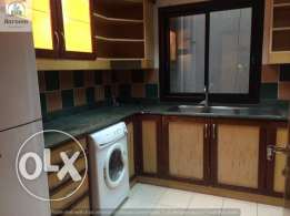 3 Bedr Flat fully furnished in Mahooz