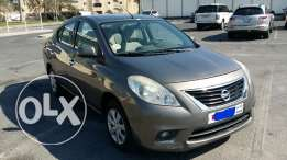 Nissan sunny 2013 selling urgently