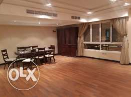 Spacious semi furnished 4 Bedroom apartment for rent at Abraj Al Lulu