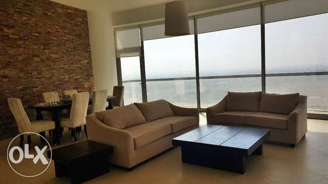 fabulous 2 bedroom flat for rent in Sanabis, Seef