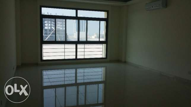 For rent new 3 bedrooms flat in seef area