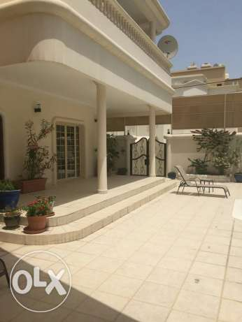 7br fully furnished villa in Juffair