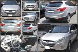 Hyundai Tucson 2014 good condition,non accident provides bank loan..