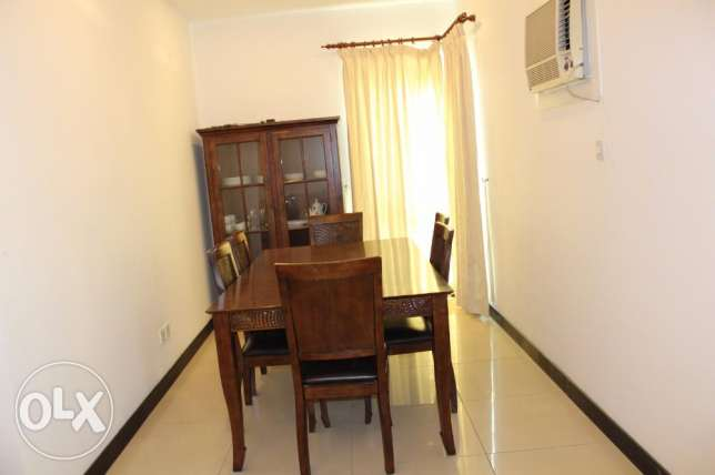2 Bedroom flat in Mahooz fully furnished inclusive ماحوس -  4