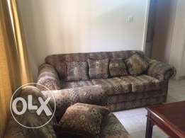 2 Bedroom Fully Furnished Apartment- in Tubli