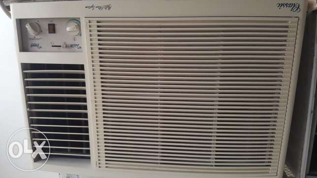 Zamil window ac 2 ton good condition and working