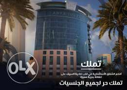 Brand new Apartment for sale in Seef