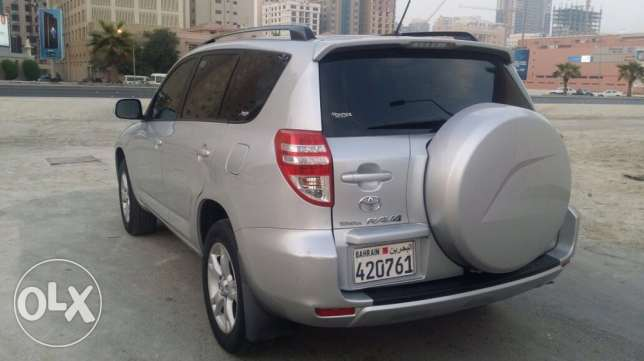 Toyota RAV4 model 2012 جفير -  4