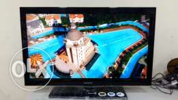 "samsung 40"" LCD TV FULL HD 1080P usb movie"